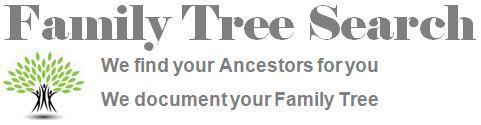 Family Tree Search logo